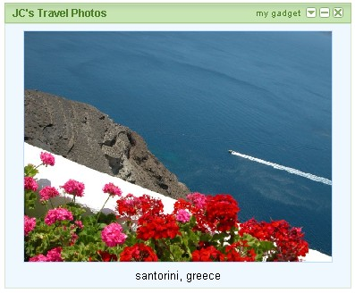 igoogle photo module