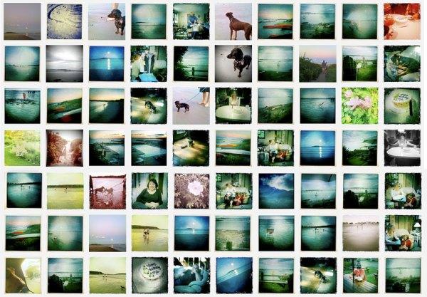 summer iphone series