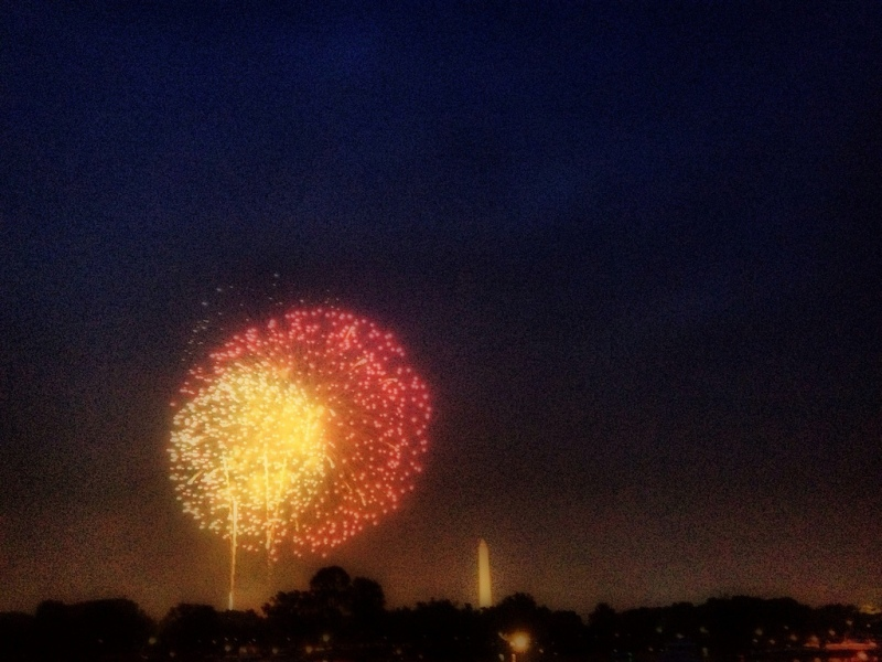 4th of July in DC by Jen Consalvo